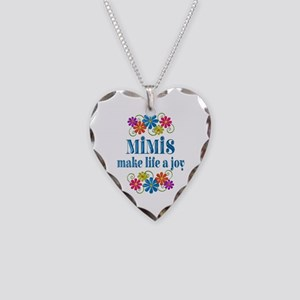 Mimi Joy Necklace Heart Charm