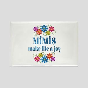Mimi Joy Rectangle Magnet