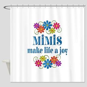 Mimi Joy Shower Curtain