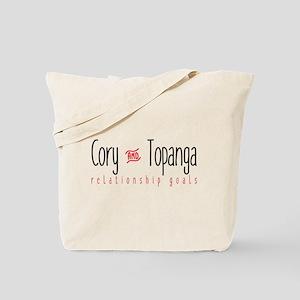 Relationship Goals Tote Bag