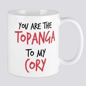 Topanga to my Cory Mug