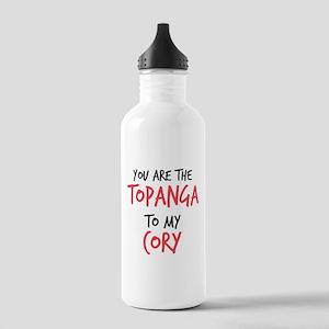 Topanga to my Cory Stainless Water Bottle 1.0L