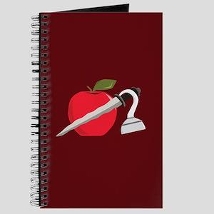 Apple, Hook, Dagger Journal