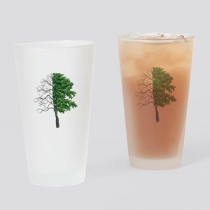 SEASONS Drinking Glass