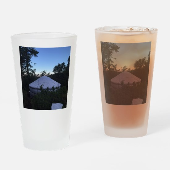 Cute Pretty sunrise Drinking Glass