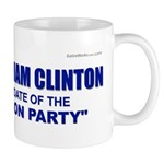 Corruption Party Mugs
