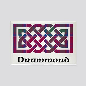 Knot - Drummond Rectangle Magnet