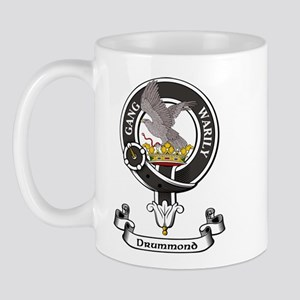 Badge - Drummond Mug
