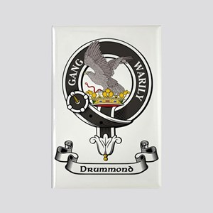 Badge - Drummond Rectangle Magnet