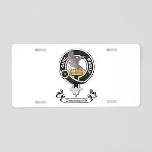 Badge - Drummond Aluminum License Plate