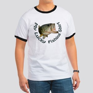 lucky bass shirt T-Shirt