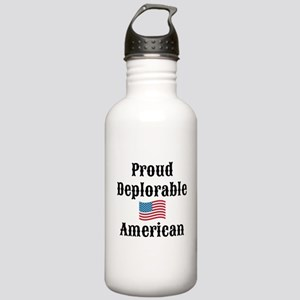 Deplorable American Stainless Water Bottle 1.0L