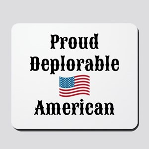 Deplorable American Mousepad