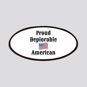 Deplorable American Patch