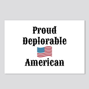 Deplorable American Postcards (Package of 8)
