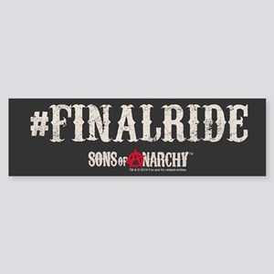 SOA Final Ride Sticker (Bumper)