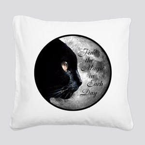 Find The Magic Square Canvas Pillow