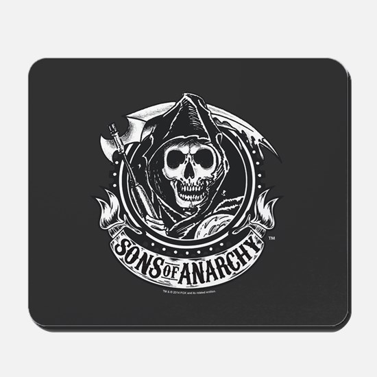 Sons of Anarchy Mousepad