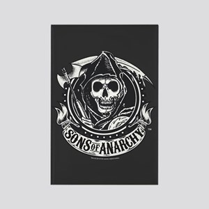Sons of Anarchy Rectangle Magnet