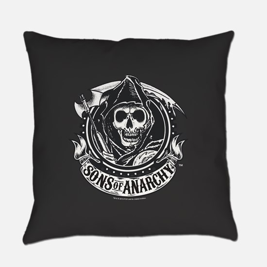 Sons of Anarchy Everyday Pillow
