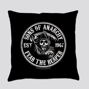 SOA Icons Full Bleed Everyday Pillow