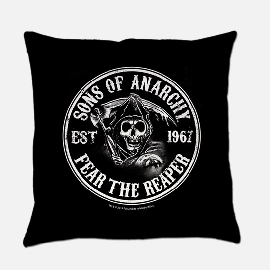 SOA Icons Full Bleed Everyday Pillow