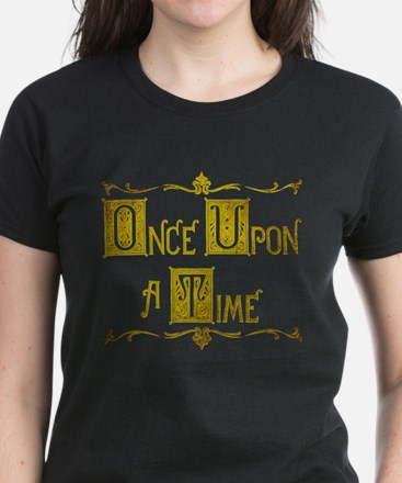Once Upon a Time Women's Dark T-Shirt