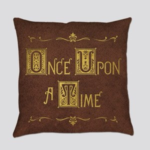 Once Upon a Time Everyday Pillow