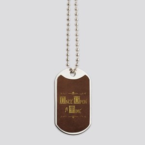 Once Upon a Time Dog Tags