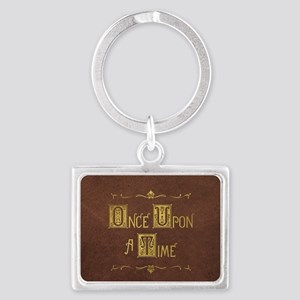 Once Upon a Time Landscape Keychain