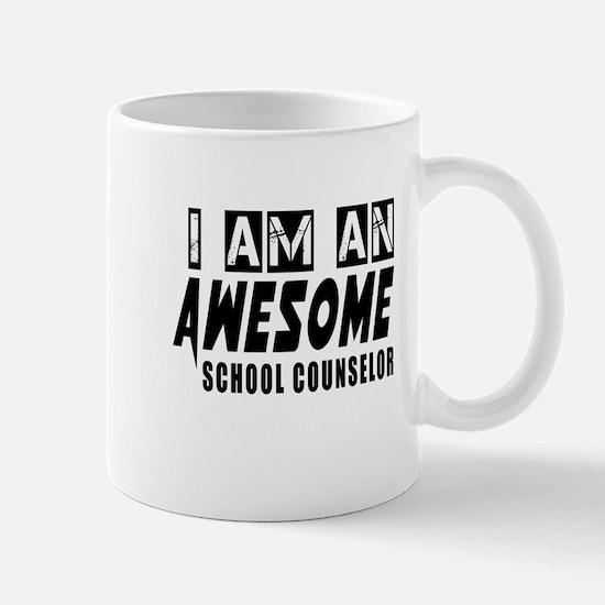 I Am school counselor Mug