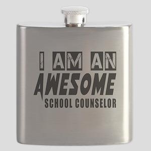 I Am school counselor Flask