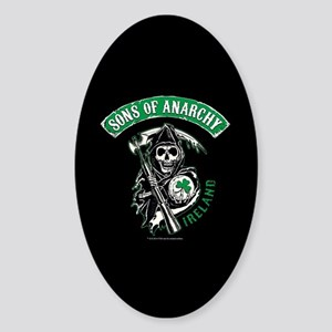 SOA Ireland Sticker (Oval)