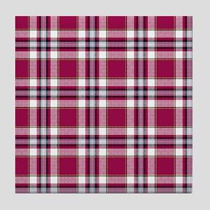 Tartan - Drummond of Perth dress Tile Coaster