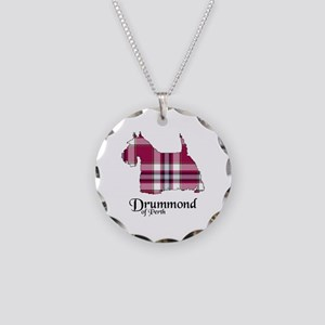 Terrier-DrummondPerth dress Necklace Circle Charm