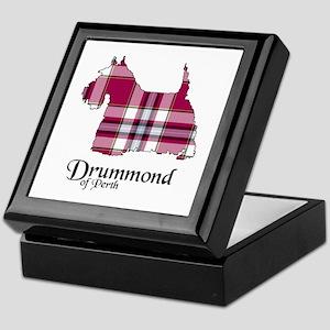 Terrier-DrummondPerth dress Keepsake Box