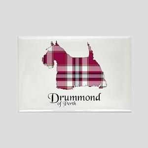 Terrier-DrummondPerth dress Rectangle Magnet