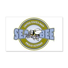 Navy SeaBee Wall Decal