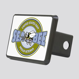 Navy SeaBee Hitch Cover