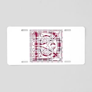 Monogram-DrummondPerth dres Aluminum License Plate