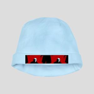 red nosferatu baby hat