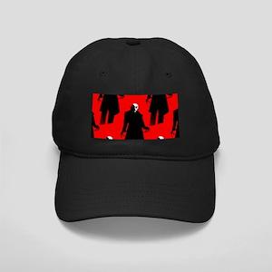 red nosferatu Black Cap