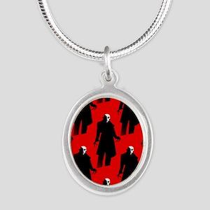 red nosferatu Necklaces