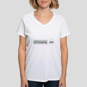 Following Joe T-Shirt