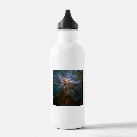 Carina Nebula by Hubbl Water Bottle