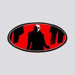 red nosferatu Patch
