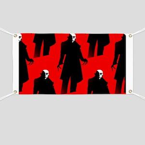 red nosferatu Banner
