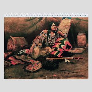 Native American Wall Calendar