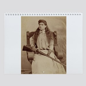 Famous Westerners Wall Calendar