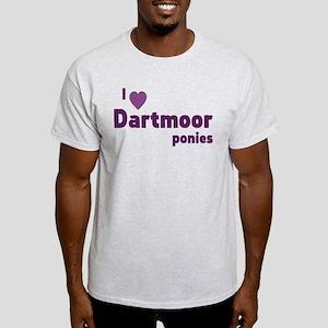 Dartmoor ponies T-Shirt